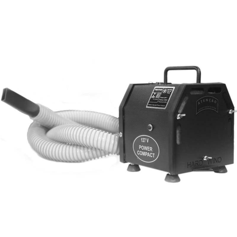 Soprador Power Compact Preto 127v