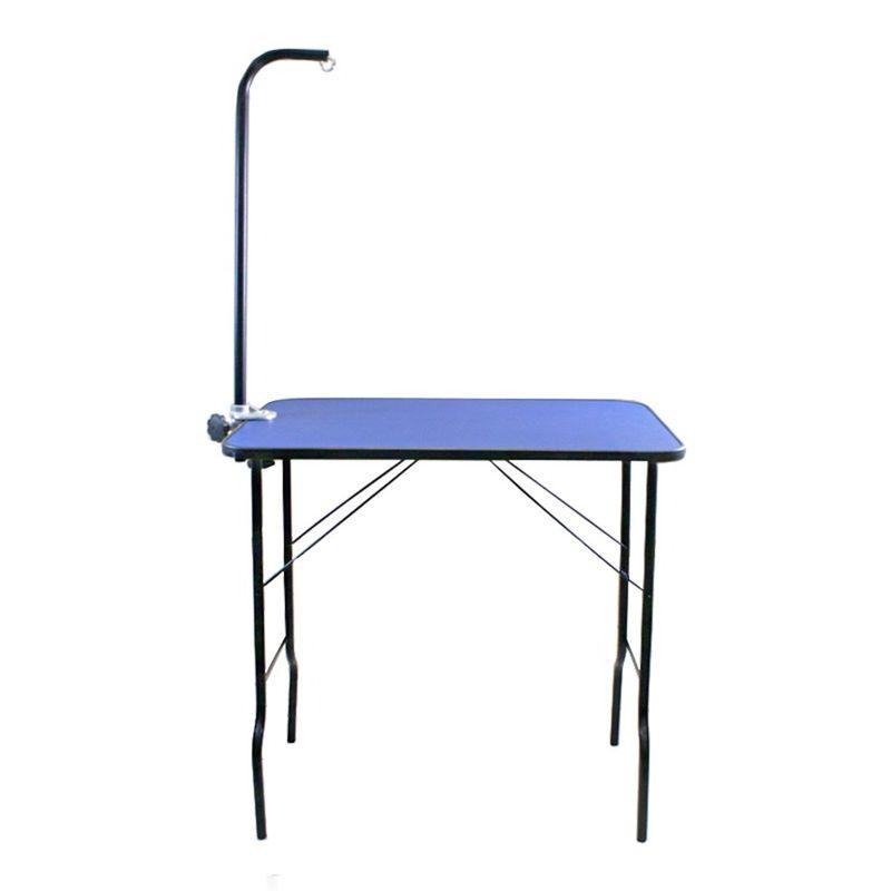 Mesa de Tosa Dobrável - Azul