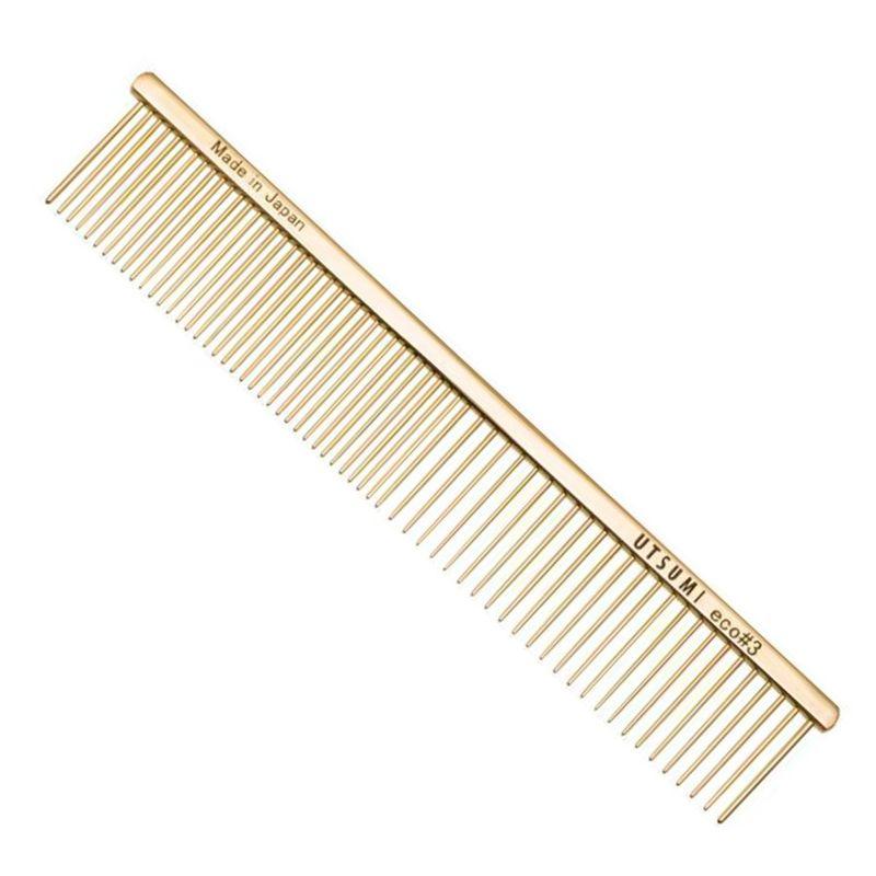 Pente Eco3 Dourado - Utsumi