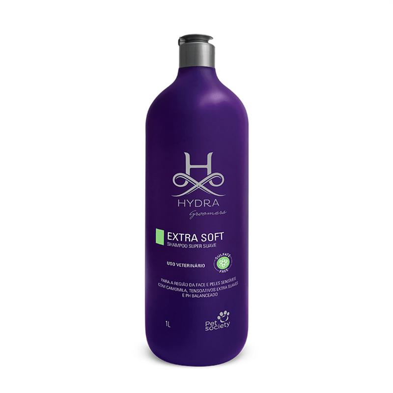 Hydra Groomers Extra Soft Shampoo 1L