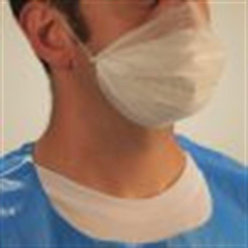 Pacote de Máscaras Descartáveis Simples
