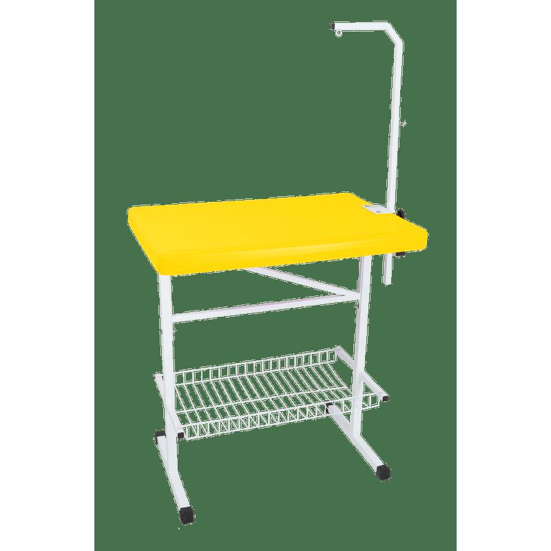 mesa-rotomoldada-amarela